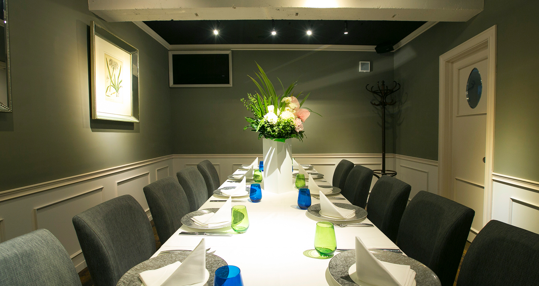 フレンチレストラン レソール 六本木 個室